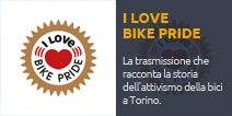 I LOVE Bike Pride