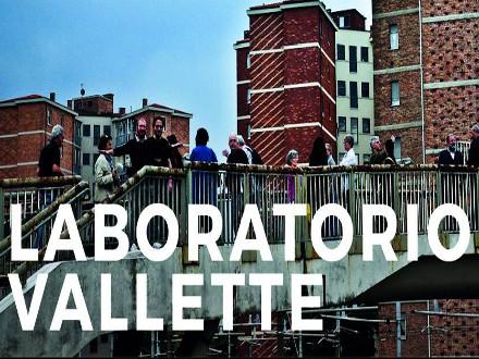 LABORATORIO VALLETTE, 3-16 maggio Torino